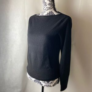 100% cashmere top